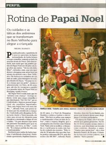 Cia do Bafafá - Papai Noel - Época