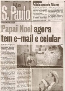 Cia do Bafafá - Papai Noel - Agora