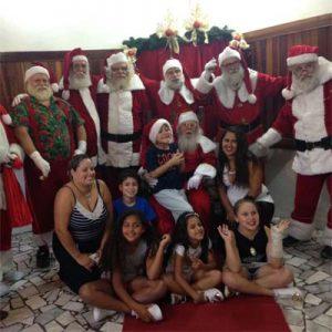 Cia do Bafafá Curso de Papai Noel