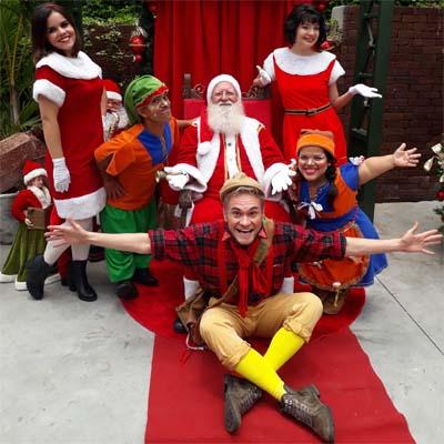 Cia do Bafafá Família Noel