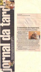 Cia do Bafafá - Papai Noel - Jornal da Tarde