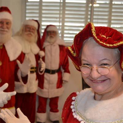 Cia do Bafafá Mamãe Noel