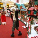 Cia do Bafafá espetáculo Natal - A Bota Mágica