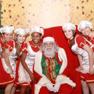 Cia do Bafafá espetáculo Natal - A Fábrica de Panetones