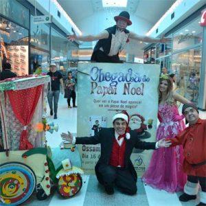 Cia do Bafafá Chegada do Papai Noel - Carrinho Musical