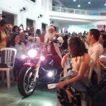 Cia do Bafafá Chegada do Papai Noel - Moto