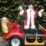 Cia do Bafafá Chegada do Papai Noel- Renas