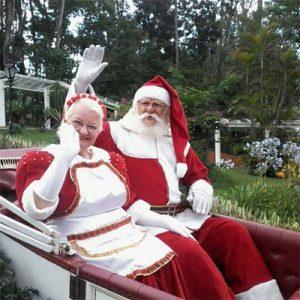 Cia do Bafafá Chegada do Papai Noel - Trenó