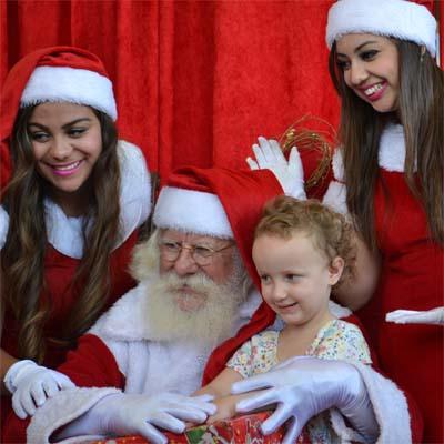 Cia do Bafafá Ajudante de Papai Noel Noeletes