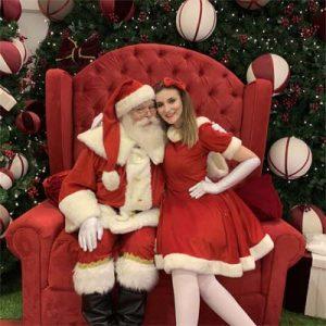 Cia do Bafafá Papai Noel Shopping Cidade de São Paulo