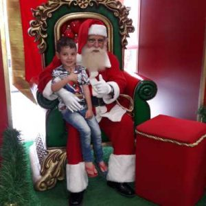 Cia do Bafafá Papai Noel Shopping Jandira