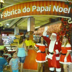 Cia do Bafafá Papai Noel Ponto Frio