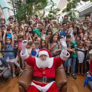 Cia do Bafafá Papai Noel Shopping Ribeirão