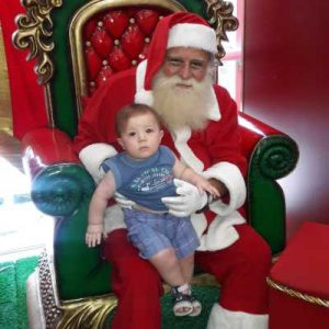 Cia do Bafafá Papai Noel Shopping