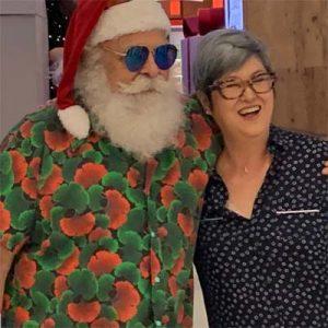Cia do Bafafá Papai Noel Tropical