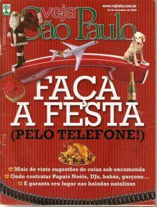 Cia do Bafafá - Papai Noel - Veja