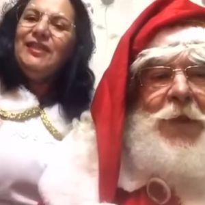 Cia do Bafafá - Papai Noel Online - com Ajudantes