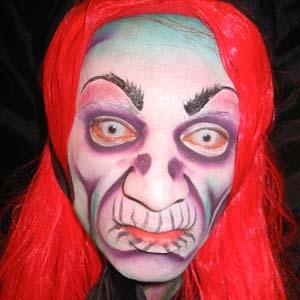 Cia do Bafafá Halloween Bruxa