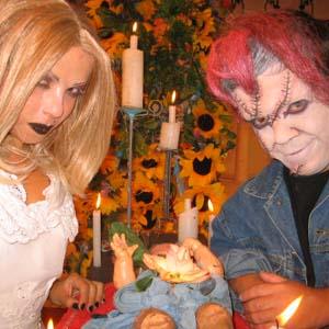 Cia do Bafafá Halloween Casamento dos Anões