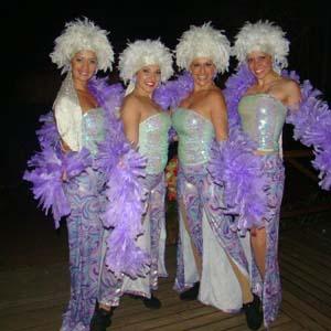 Cia do Bafafá Dança Anos 70/80