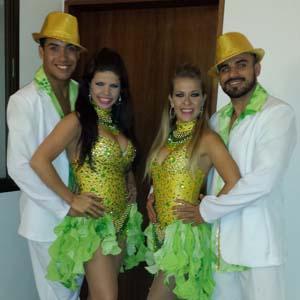 Cia do Bafafá Dança Ritmos Brasileiros