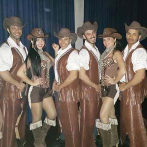 Cia do Bafafá Dança Country