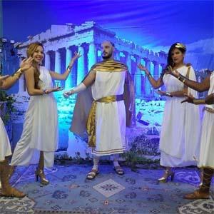 Cia do Bafafá Dança Grega