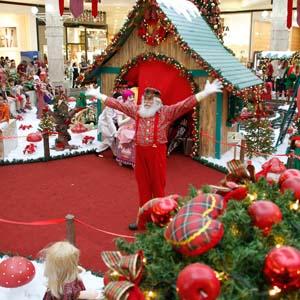Cia do Bafafá Ação Exclusiva Botas do Papai Noel
