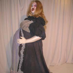 Cia do Bafafá Halloween Grávida