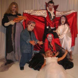 Cia do Bafafá Halloween Monstros