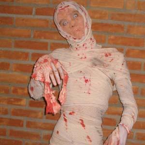 Cia do Bafafá Halloween Múmia
