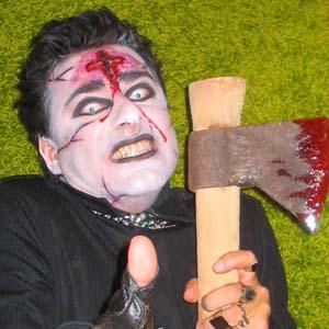Cia do Bafafá Halloween Homem do Machado