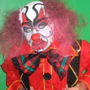 Cia do Bafafá Halloween Palhaço