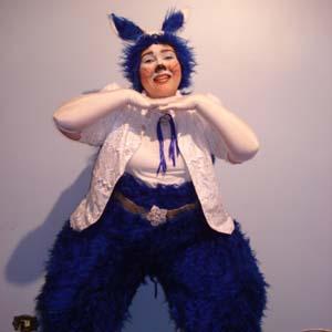 Cia do Bafafá Páscoa Blue