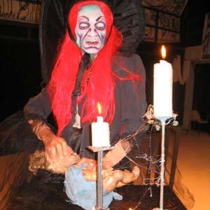 Cia do Bafafá Halloween Receitas Macabras