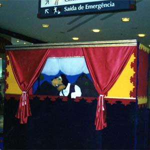 Cia do Bafafá Teatro de Fantoches