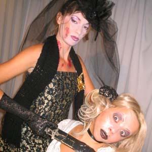 Cia do Bafafá Halloween Viúva