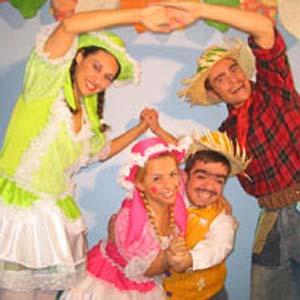 Cia do Bafafá festa junina quadrilha