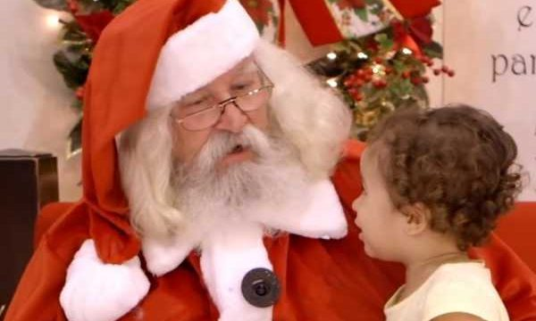 Cia do Bafafá Papai Noel Itaucard
