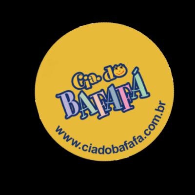 Logo Cia do Bafafá Circulo
